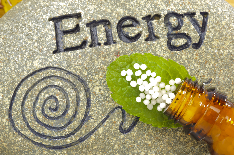 Homeopathy is energy medicine used to detox.